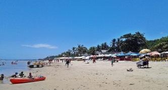 30 de Junho — Praia da Pitinga, em Arraial d'Ajuda — Porto Seguro (BA) — 126 Anos.