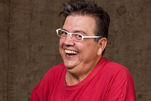 29 de Maio - 2013 — Márcio Ribeiro, ator, apresentador e comediante brasileiro (n. 1964).