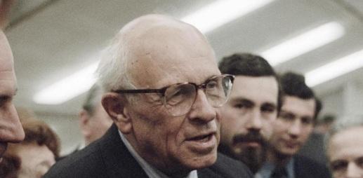 21 de maio - Andrei Sakharov, físico e ativista soviético dos direitos humanos