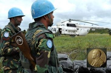 29 de Setembro – 1988 – Forças de Paz das Nações Unidas recebem Prêmio Nobel da Paz.