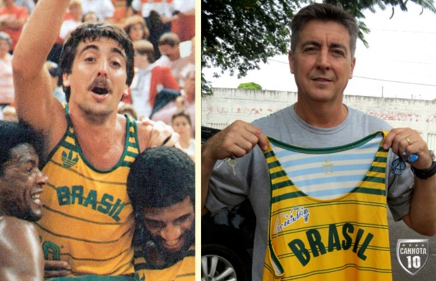 21 de Junho - Guerrinha, ex-jogador e treinador de basquete brasileiro no Pan de 1987 e 2015.
