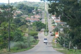 11 de Maio - Santa Luzia D'Oeste (RO) – Entrada da cidade.