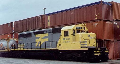 30 de Setembro – 1957 – É criada a Rede Ferroviária Federal (RFFSA).