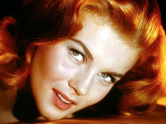28 de Abril - 1941 – Ann-Margret, atriz, dançarina e cantora sueca-americana.