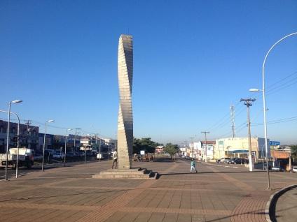 14 de Julho - Praça da Concórdia, distrito de Campo Grande, Região Noroeste — Campinas (SP) — 243 Anos em 2017.