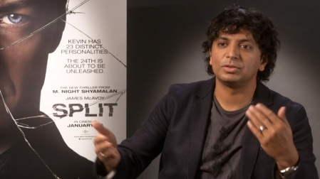 6 de Agosto – 1970 – M. Night Shyamalan, diretor e ator cinematográfico indiano.