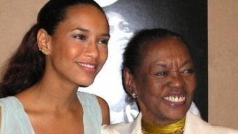 12 de Maio - Ruth de Souza e Tais Araújo.