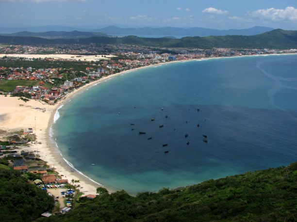 23 de Março - Praia dos Ingleses do município de Florianópolis (SC)