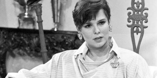 17 de Abril - 1955 — Louise Cardoso, atriz.