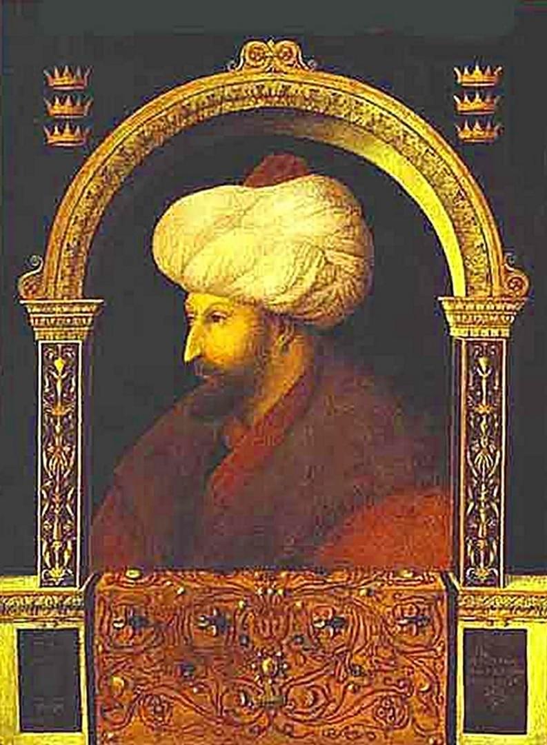 8 de junho - Maomé, líder religioso e político árabe