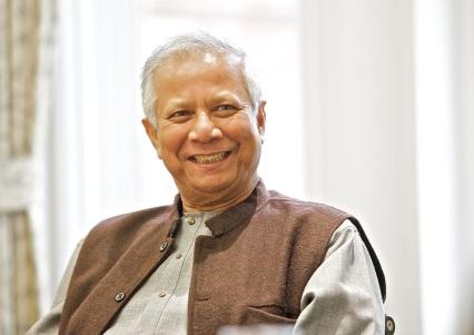 28 de Junho – 1940 — Muhammad Yunus, empresário bengali (prêmio Nobel da Paz de 2008).