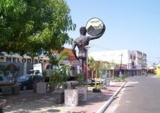 17 de Abril - Bacabal, Maranhão . Escultura Armazém Paraíba.