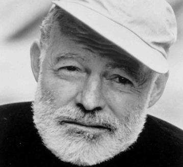 2 de Julho - Ernest Hemingway, escritor norte-americano.