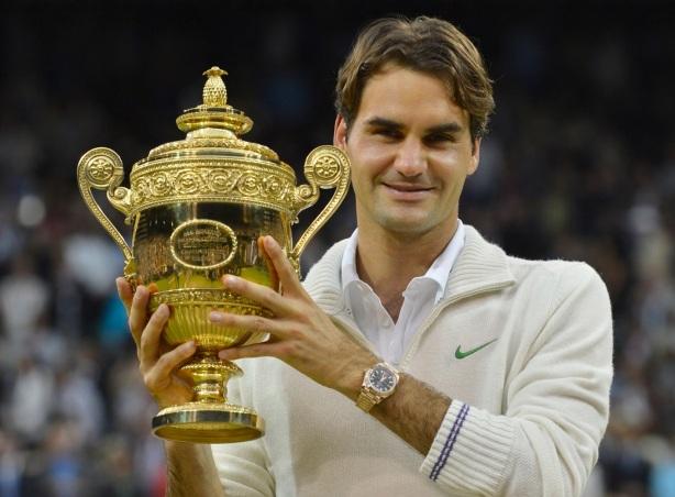 8 de Agosto – Roger Federer - 1981 – 36 Anos em 2017 - Acontecimentos do Dia - Foto 3.
