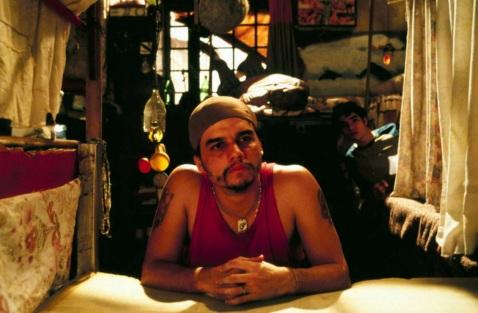 27 de Junho – Wagner Moura no filme 'Carandiru'.