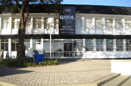 28 de Abril - Biblioteca Municipal de Lençóis Paulista - SP.