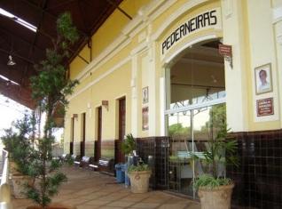 22 de Maio - Centro Cultural 'Izavam Ribeiro Macario' — Pederneiras (SP).