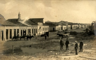 27 de Agosto — A Villa Americana em 1906 — Americana (SP) — 142 Anos em 2017.