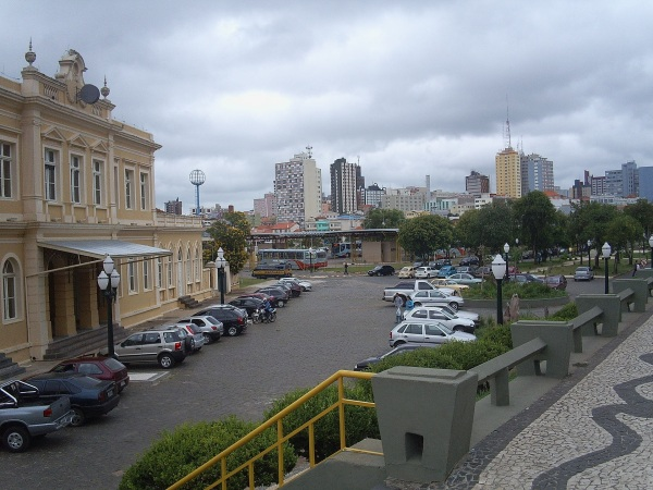 15 de Setembro – Biblioteca Municipal — Ponta Grossa (PR) — 194 Anos em 2017.