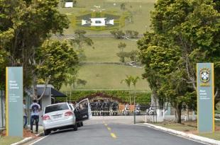 6 de Julho – A Granja Comary serve como centro de treinamento para a Seleção Brasileira de Futebol em todas as suas categorias — Teresópolis (RJ) — 126 Anos em 2017.