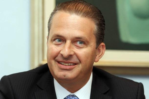 10 de Agosto – 1965 – Eduardo Campos, político brasileiro (m. 2014).