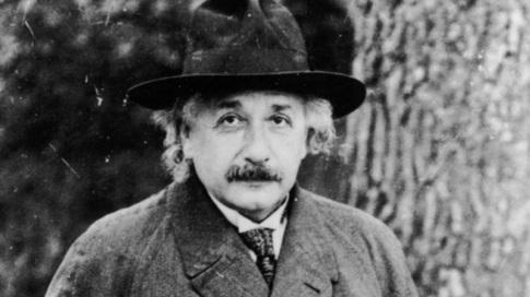 14 de Março - Albert Einstein - físico, cientista, alemão