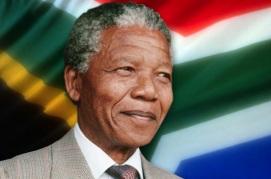 7 de Março - 1994 — Nelson Mandela, líder do Congresso Nacional Africano, rejeita a proposta de dividir a África do Sul