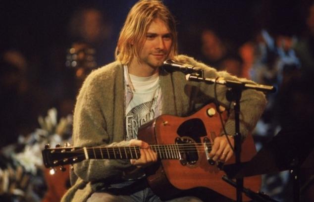 5 de Abril - 1994 — Kurt Cobain, cantor, compositor e músico norte-americano (n. 1967).