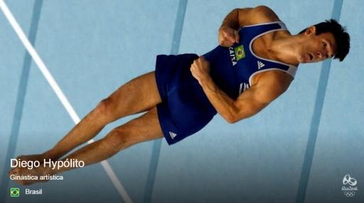 19 de Junho - diego hypollito, rio 2016, prata, ginástica, olímpica, olimpíadas