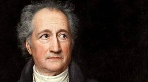 22 de Março - Johann Wolfgang von Goethe, escritor alemão.