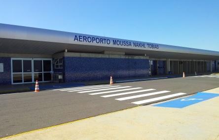 1 de Agosto – Aeroporto Estadual Moussa Nakhl Tobias — Bauru (SP) — 121 Anos em 2017.