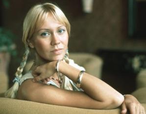 5 de Abril - 1950 — Agnetha Fältskog, cantora sueca.