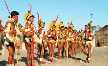 indígina, criança, menina, índio, dia do índio, índios, dança, 19 de abril