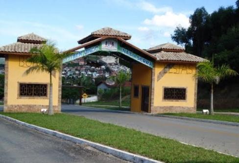 13 de Agosto – Entrada da cidade — Natividade da Serra (SP) — 44 Anos em 2017.