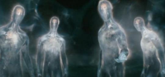 3 de Outubro - Espíritos de Luz.