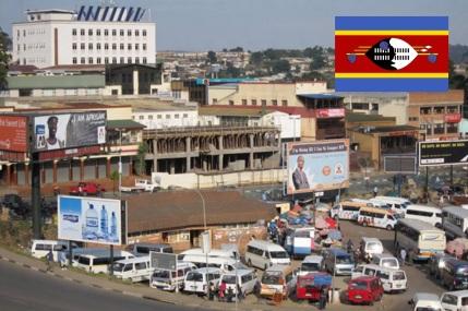 6 de Setembro – 1968 – A Suazilândia torna-se independente. Cidade de Mbabane, capital de Suazilândia.