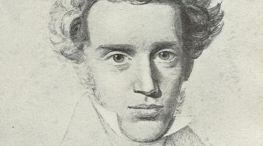 5 de Maio - 1813 — Søren Kierkegaard, filósofo dinamarquês (m. 1855).