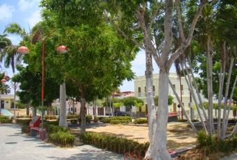 23 de Agosto — Praça da cidade — Pentecoste (CE) — 144 Anos em 2017.