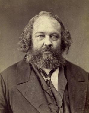 30 de maio - Mikhail Bakunin, escritor e ativista anarquista russo