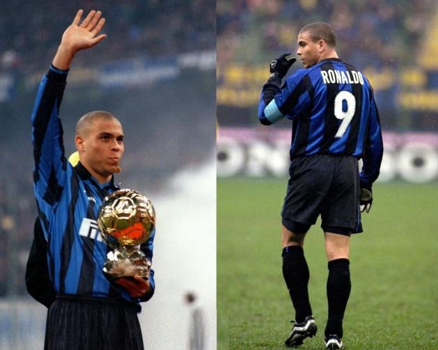 22 de Setembro – Ronaldo Nazário - Fenômeno - 1976 – 41 Anos em 2017 - Acontecimentos do Dia - Foto 27 - Internazionale.