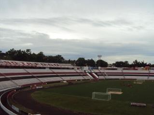 19 de Junho - Arquibancadas do Estádio Santa Cruz, do Botafogo — Ribeirão Preto (SP) — 161 Anos.