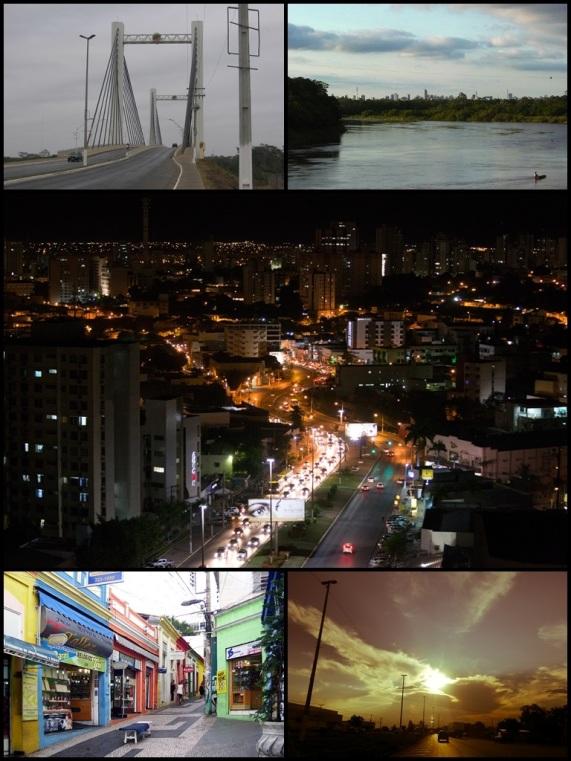 8 de Abril - Cuiabá - MT.