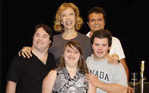 31 de Maio - Marília Gabriela entrevista elenco do filme 'Colegas'.