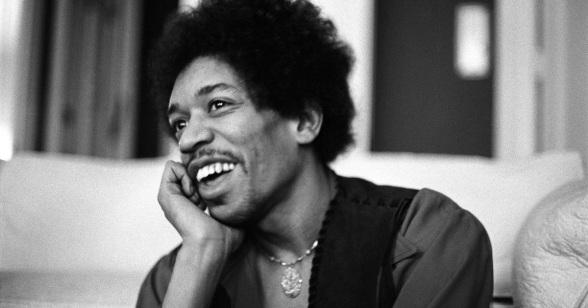 18 de Setembro – 1970 — Jimi Hendrix, músico norte-americano (n. 1942).