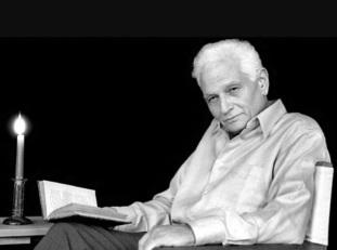 8 de Outubro - 2004 - Jacques Derrida, filósofo argelino (n. 1930).
