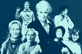 22 de Junho - Meryl Streep em fotomontagem com seus personagens.