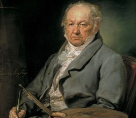 15 de Abril - 1828 — Francisco de Goya, pintor espanhol (n. 1746).