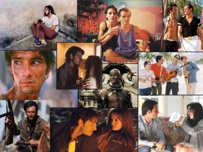 22 de Agosto — Rodrigo Santoro - 1975 – 42 Anos em 2017 - Acontecimentos do Dia - Foto 23 - Montagem com alguns dos filmes em que participou.