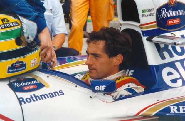 1 de Maio - Ayrton Senna (San Marino 1994)