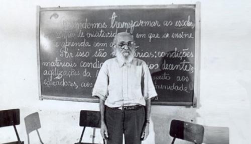 19 de Setembro – Paulo Freire - 1921 – 96 Anos em 2017 - Acontecimentos do Dia - Foto 8.